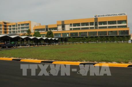 Bình Dương đưa vào sử dụng Bệnh viện quốc tế Becamex