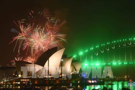 Nhiều nước chính thức bước sang Năm mới 2017