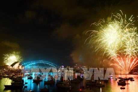Các nhà lãnh đạo trên thế giới gửi thông điệp chúc mừng Năm Mới 2017