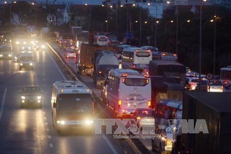 Hạn chế ùn tắc trên tuyến cao tốc Pháp Vân - Cầu Giẽ - Ninh Bình