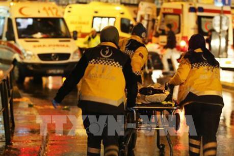 Vụ tấn công hộp đêm Thổ Nhĩ Kỳ: 16 người nước ngoài thiệt mạng