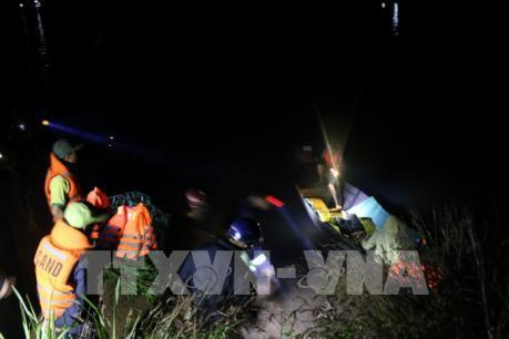 Tin mới nhất về vụ lật thuyền trên hồ thủy điện ở Đắk Nông