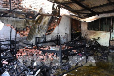 Kiên Giang: Xảy ra hai vụ cháy thiệt hại hơn 1 tỷ đồng
