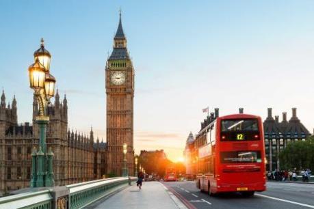 Anh công bố chiến lược hút khách du lịch năm 2017