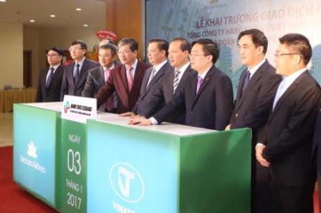 1.22 tỷ cổ phiếu Vietnam Airlines chào sàn UPCoM