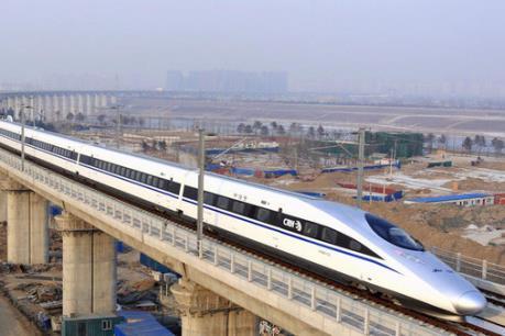 Thái Lan xem xét dự án đường sắt cao tốc Thái - Trung