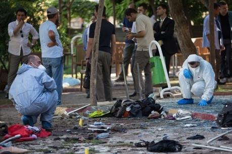 Vụ tấn công hộp đêm ở Thổ Nhĩ Kỳ: Công bố đoạn băng ghi hình nghi phạm