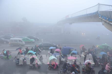 Trung Quốc: Ô nhiễm khói độc khiến cảnh sát vào cuộc