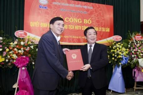 Ông Nguyễn Tiến Đông được điều động làm Chủ tịch VAMC