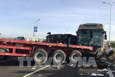 Vụ tai nạn liên hoàn cao tốc Long Thành – Dầu Giây: Bộ GTVT kiểm tra dữ liệu hành trình