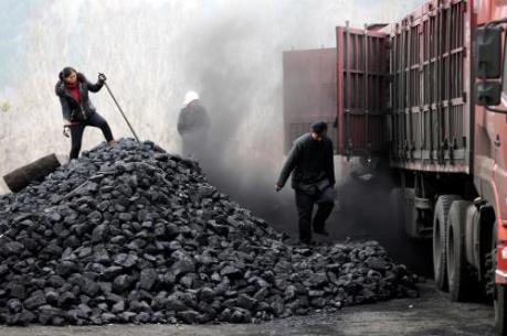 Lượng tiêu thụ than tại Bắc Kinh giảm mạnh kể từ năm 2013