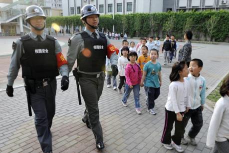 Trung Quốc:Tấn công bằng dao ở trường mẫu giáo làm 11 trẻ em bị thương