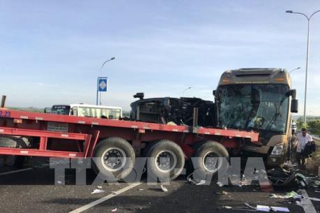 Hé lộ nguyên nhân vụ tai nạn liên hoàn trên cao tốc TPHCM–Long Thành–Dầu Giây