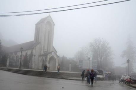 Dự báo thời tiết tối 18/1: Các tỉnh Bắc Bộ và Bắc Trung Bộ có mưa, trời rét