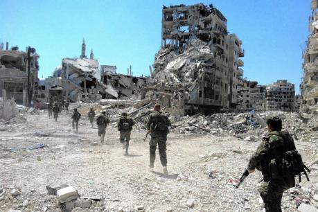 Cơ hội hòa giải xung đột ở điểm nóng Syria