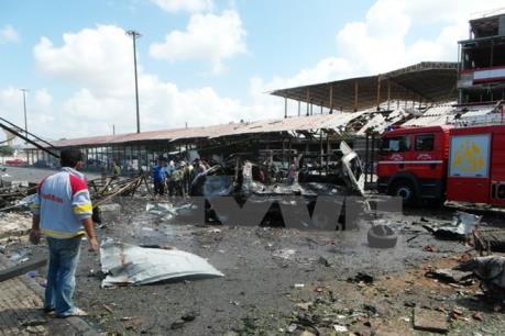 Syria: Đánh bom liều chết làm 40 người thương vong
