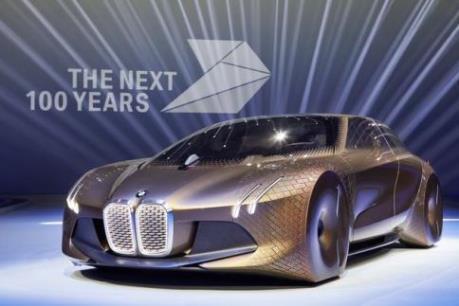 BMW sẽ chạy thử 40 ô tô tự hành tại Mỹ và châu Âu