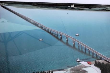 Hợp long cầu vượt biển Tân Vũ – Lạch Huyện