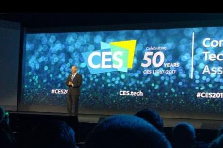 """CES 2017 """"trình làng"""" những công nghệ đột phá"""