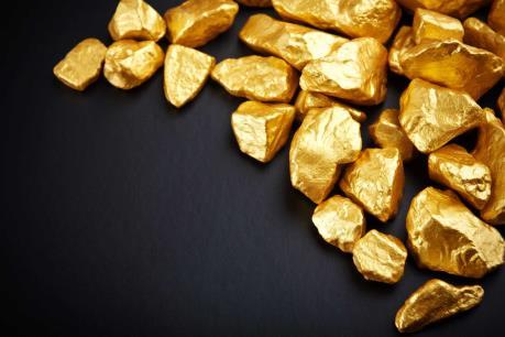 Vàng châu Á rời khỏi mức đỉnh của một tháng