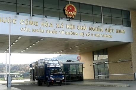 Kéo dài thời gian thông quan tại cửa khẩu quốc tế Kim Thành