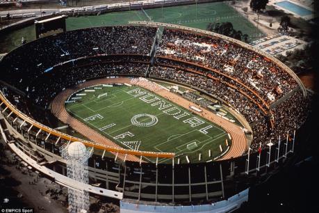 Hai sân vận động lớn của Argentina bị đe dọa đánh bom