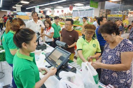 Saigon Co.op mở Chợ ẩm thực và mua sắm hiện đại Sense Market phục vụ Tết