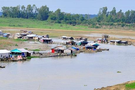 Tình trạng ô nhiễm môi trường lưu vực sông La Ngà đã được kiểm soát