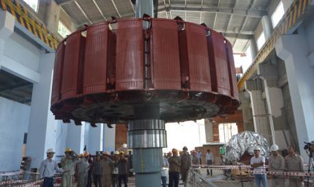 Khánh thành công trình thủy điện Krông Nô 2