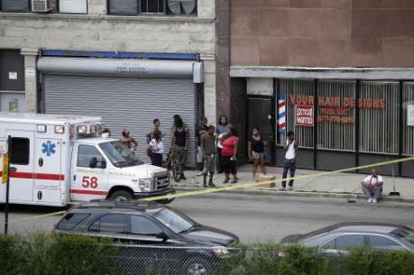 Những vụ xả súng đẫm máu ở Mỹ