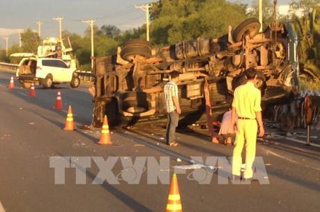 Lại xảy ra tai nạn trên cao tốc TP. Hồ Chí Minh – Long Thành – Dầu Giây