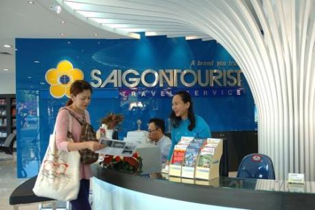"""Saigontourist """"hút"""" mạnh khách du lịch tàu biển"""