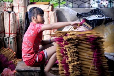 Xuân trên các làng nghề truyền thống