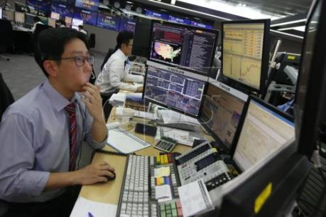Phần lớn các sàn chứng khoán châu Á tăng điểm trong phiên đầu tuần