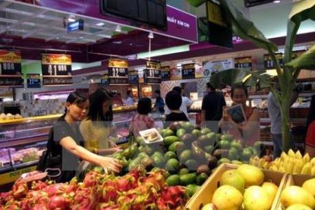 Hàng Việt Nam thu hút được người tiêu dùng dịp Tết nguyên đán 2017