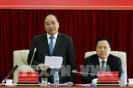 Thủ tướng Nguyễn Xuân Phúc: Cao Bằng phải là một hình mẫu về vượt khó vươn lên thoát nghèo