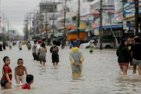 Ngành du lịch Thái Lan có nguy cơ bị ảnh hưởng nghiêm trọng bởi lũ lụt