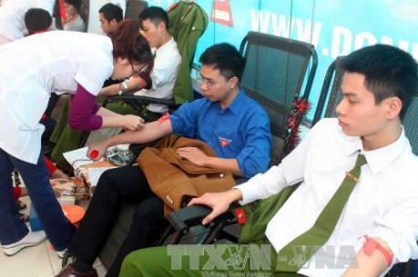 Bộ Y tế ủng hộ quy định hiến máu là tự nguyện