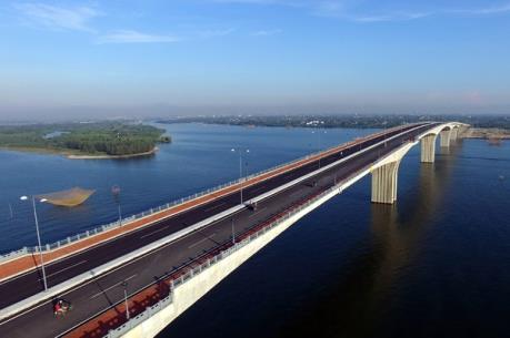 Xây dựng cầu Cửa Đại, Quảng Ngãi