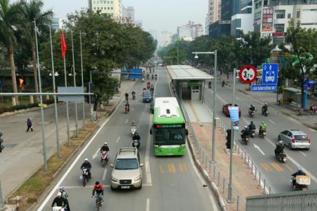 Hà Nội tăng cường phương tiện, kết nối các tuyến buýt trong dịp Tết