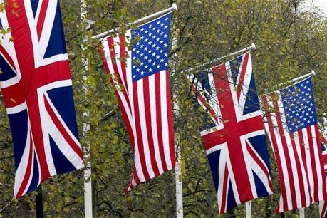 Vương quốc Anh được ưu tiên đàm phán thỏa thuận thương mại với Mỹ