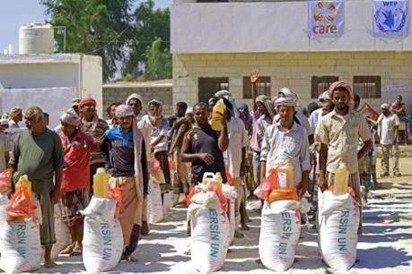EU hỗ trợ 12 triệu euro đối phó với nạn đói tại Yemen