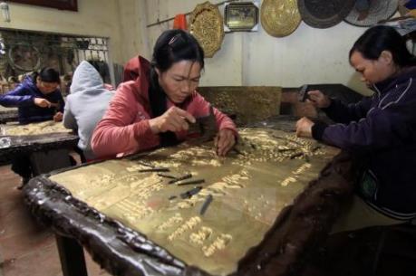 """Lần đầu tiên những người thợ kim hoàn được trao tặng danh hiệu """"Nghệ nhân Ưu tú"""""""