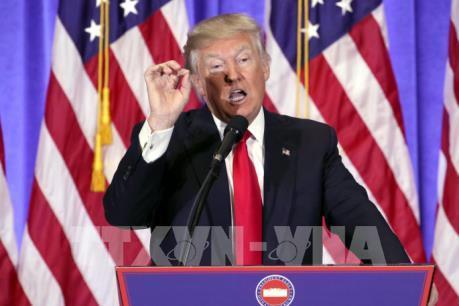 Thế kẹt của Tổng thống đắc cử Mỹ Donald Trump