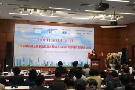 Bất động sản tại Hà Nội còn nhiều dư địa để phát triển