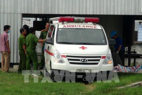 Tai nạn ở Phú Yên: Nguyên nhân ban đầu do ngạt khí độc từ bể chứa nước mắm
