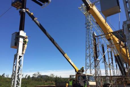 EVNNPT hoàn thành khối lượng đầu tư xây dựng lớn nhất từ trước đến nay (bài 2)