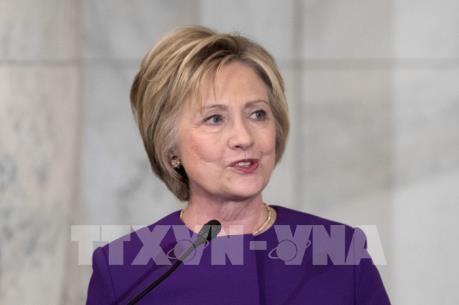 Bộ Tư Pháp Mỹ xem xét lại cuộc điều tra của FBI nhằm vào bà Clinton trước thềm bầu cử
