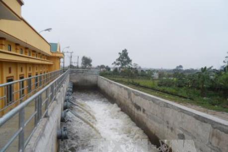 Trên 129.000 ha đã có nước cho vụ Đông Xuân