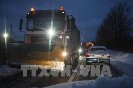 Bão tuyết tấn công bờ Đông Canada